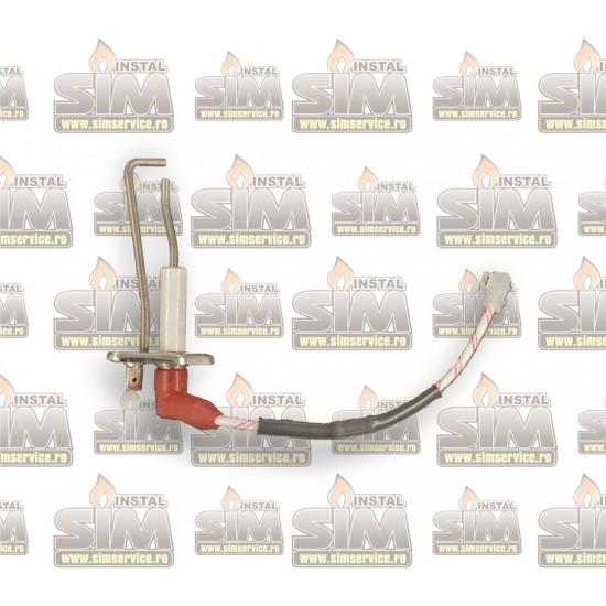 Electrod aprindere ARISTON 60000868-01 pentru centrala termica Ariston
