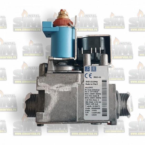 Vana gaz Ariston 65102047 999089 pentru centrala termica Ariston Eurocombi 23 MFFI / Genus 23 / Genus 27 / Genus 30