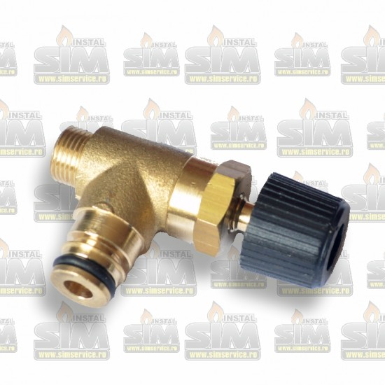 Robinet umplere (incarcare) VAILLANT 0020265137 0020018065  pentru centrală termică VAILLANT VUW 202/3-3 /  VUW 202/3-3R1 /  VUW 242/3-3 / VUW 242/3-5 / VUW 282/3-3 /  VUW 282/3-3R1 /  VUW 282/3-5 / VUW 322/3-5 /  VUW 362/3-5 / VUW INT 236/3-5